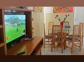 EasyQuarto BR - Quartos  350.00, Vila Mariana - R$ 350