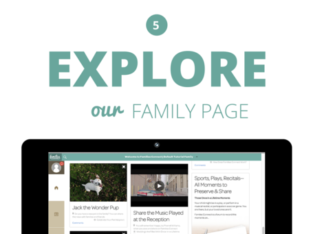 Explore Our Family Page